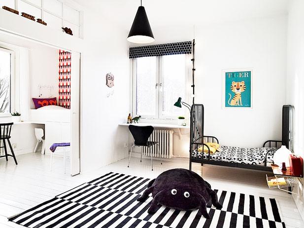 卧室地毯装修效果图大全