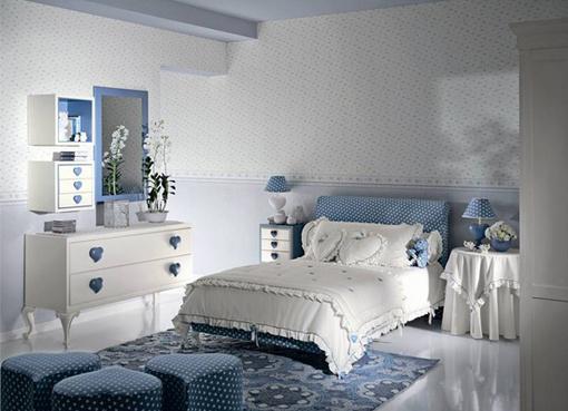 欧式布艺床头软包效果图