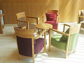 10张实木圆桌图片 实用且美观