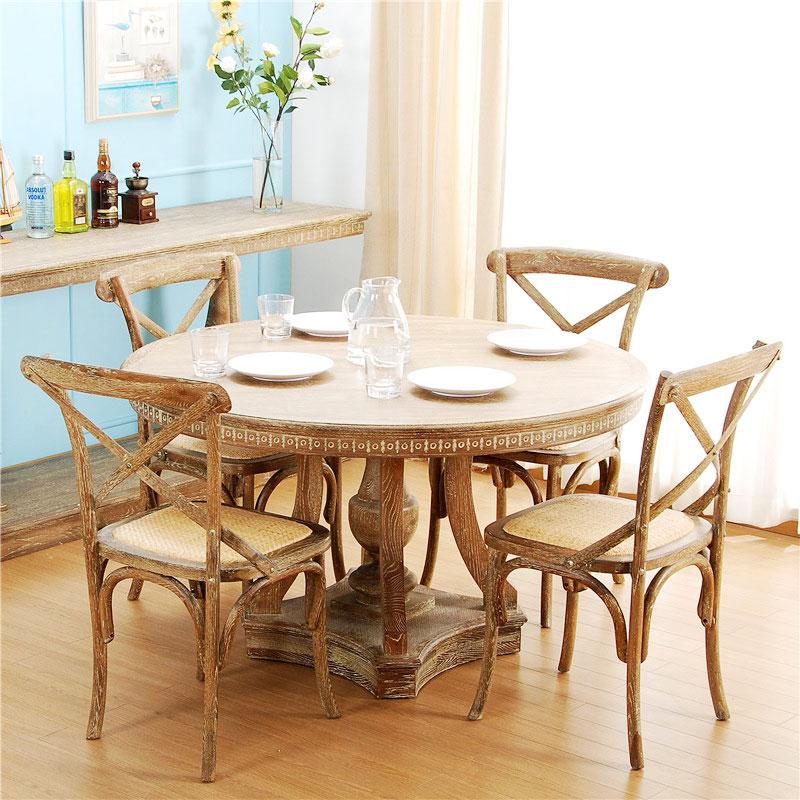 实木餐桌设计图