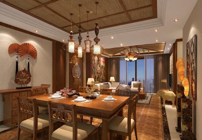 东南亚风格餐厅