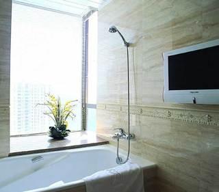 现代简约浴缸设计图片