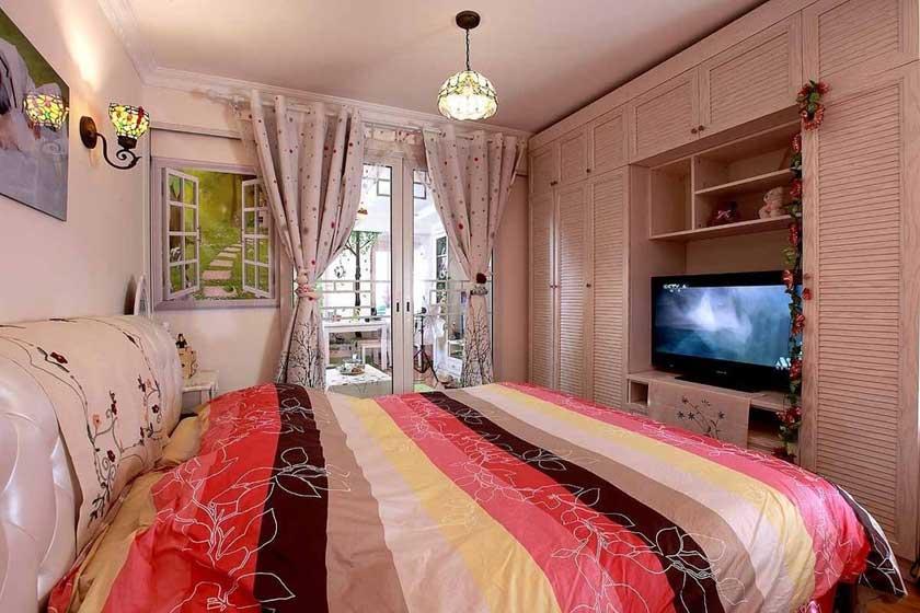 卧室电视柜设计效果图