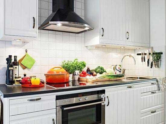 北欧风格公寓小清新10-15万60平米装修效果图