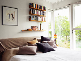 整洁卧室造出来 20款卧室收纳设计