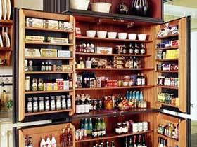 17张厨具用品收纳柜 给你一个整洁厨房