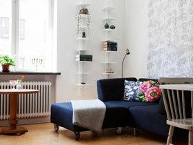 舒适宜家风公寓装修 看着简单住着舒服