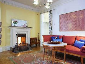 怀旧混搭三居室 好的设计自带光环