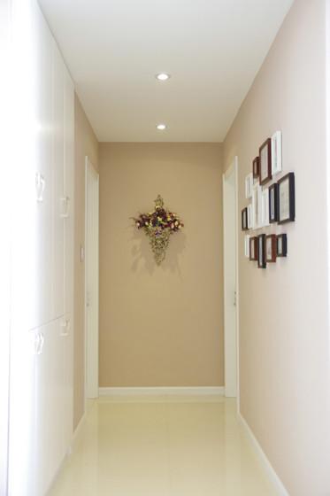 三居室温馨5-10万80平米设计图纸