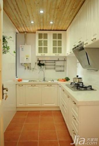 2平米小厨房装修效果图欣赏高清图片