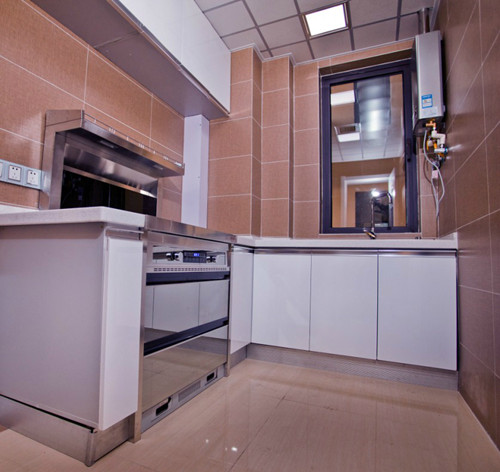 2平米小厨房装修效果图欣赏
