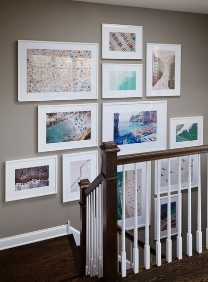 2017 2017 for Travel gallery wall ideas