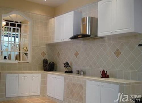 瓷砖橱柜台面 瓷砖橱柜制作过程 瓷砖橱柜价格