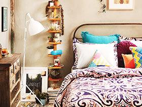 点赞! 11款超棒收纳型卧室