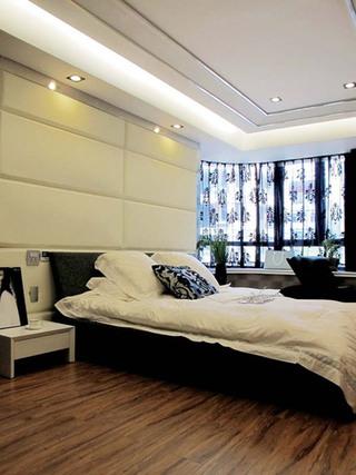 现代简约风格大户型奢华20万以上130平米装修效果图