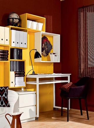 现代小书房设计
