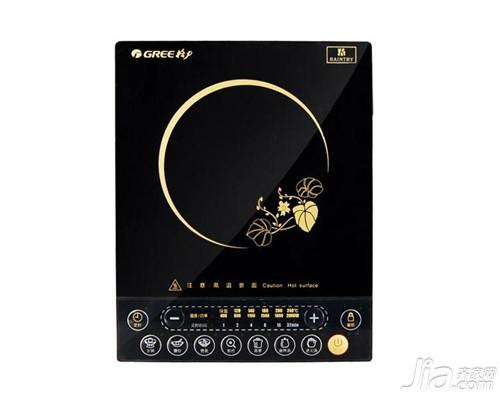 电磁炉品牌排行榜3.美的   美的是全球知名的电器产品相比...