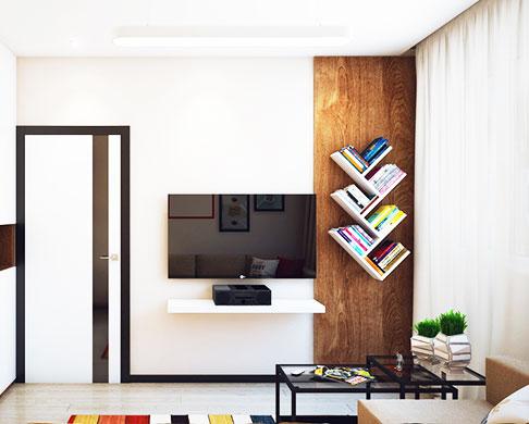 电视背景墙设计