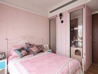 温馨混搭卧室设计效果图