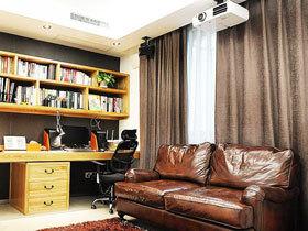 清新现代日式 时尚单身公寓装修