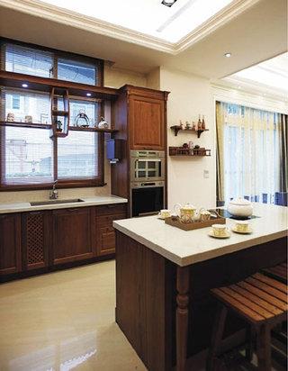 复古新古典厨房