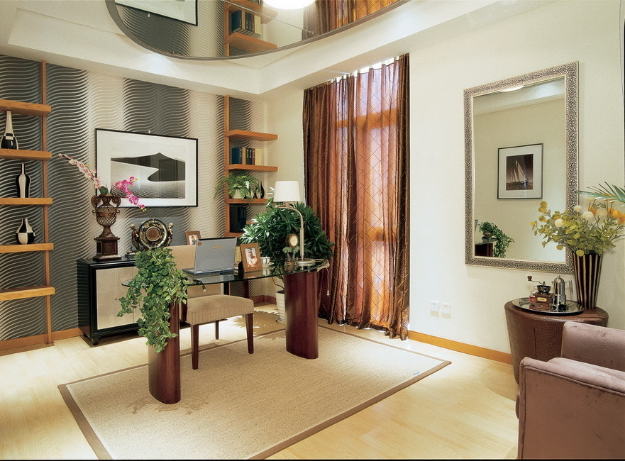 美式风格别墅100平米效果图