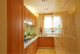 简约风格三居室温馨80平米旧房改造家装图