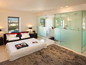 卧室也有卫生间 12图简约风主卫设计