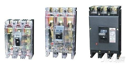 以及240v/415v以下的工作电压,这个最大型号的空气开关适用于建筑电路