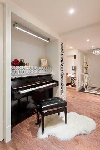 新古典风格二居室90平米效果图