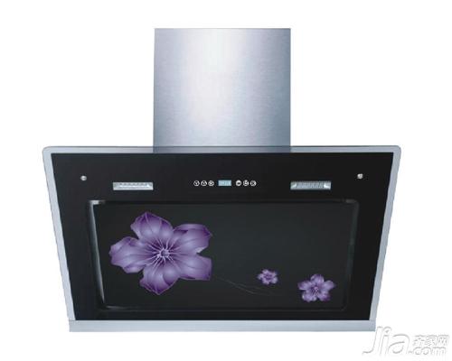 欧式油烟机底部距离灶具台面安装参考高度650mm至750