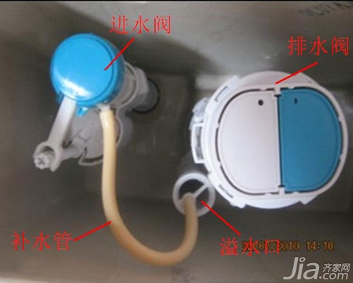 抽水马桶的工作原理 抽水马桶堵了怎么办