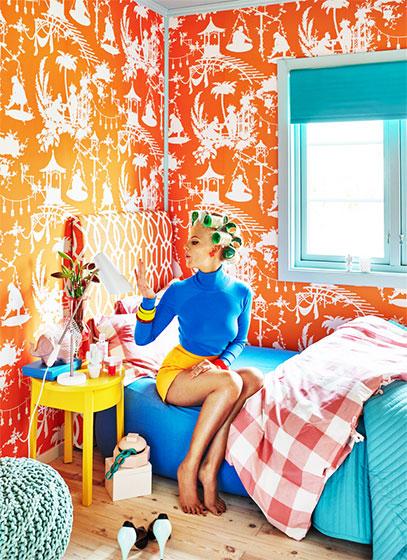 创意个性卧室设计卧室空间偶