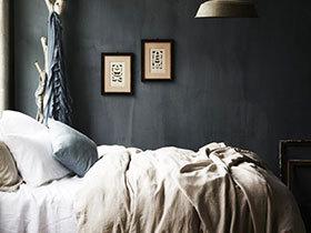 黑色装点空间 12款大气色彩搭配