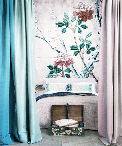 典雅艺术女神级卧室设计