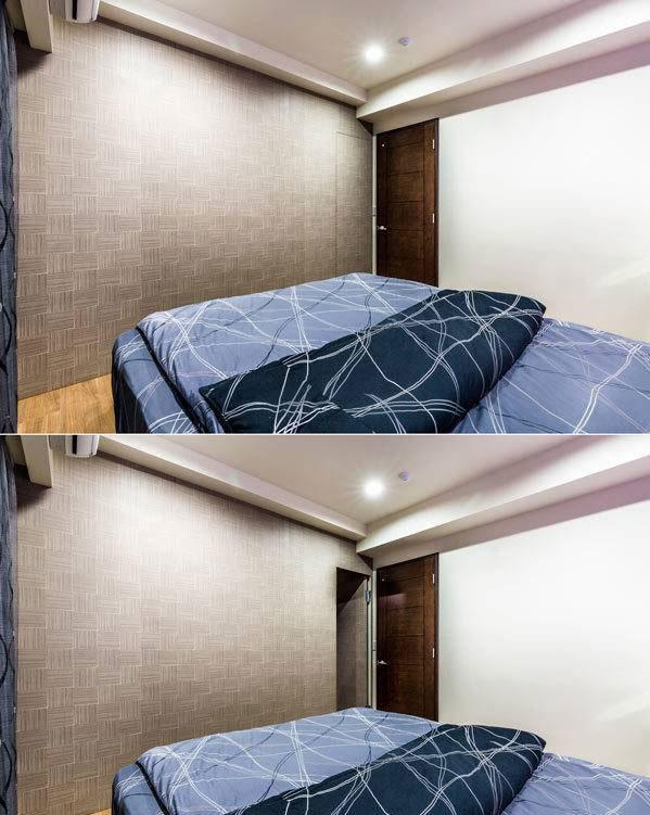北欧风格三居室100平米效果图