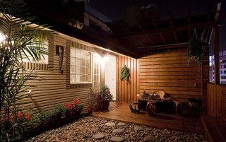 现代简约风格三居室温馨100平米设计图纸