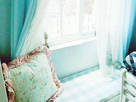 紗幔裝點空間 12圖浪漫臥室間