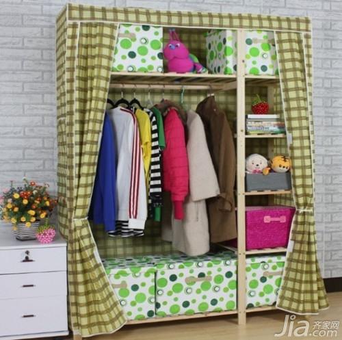 布衣柜如何安装 布衣柜安装方法
