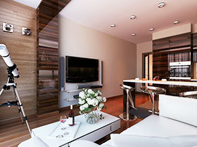 创意电视背墙设计 13图布置客厅新方案