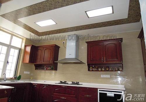 厨房集成吊顶品牌 最新厨房集成吊顶效果图