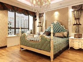 15个欧式卧室设计 打造复古梦幻空间