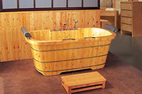什么实木浴桶好 实木浴桶品牌排行