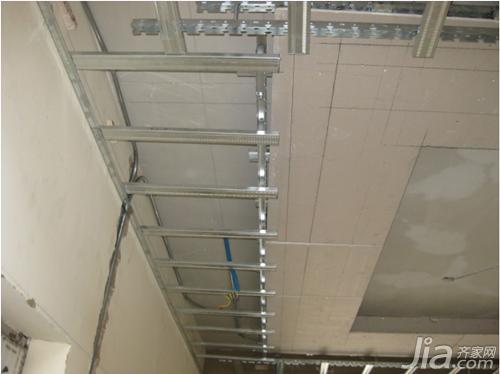 室内装修龙骨的种类及选购 建材中龙骨的作用高清图片