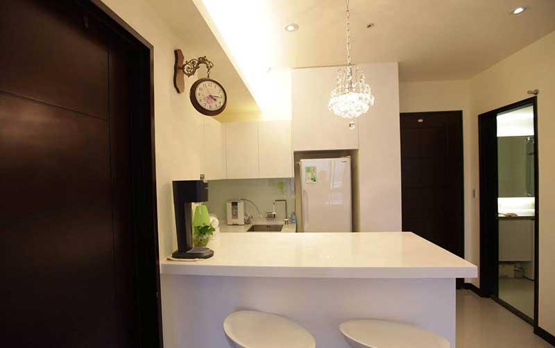 简约风格一居室50平米装修图片