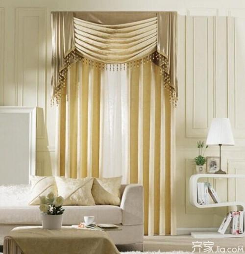 窗帘布艺制作