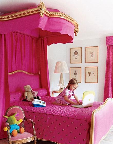 梦幻公主房卧室设计