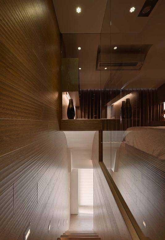 简约风格一居室50平米效果图