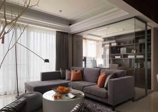 欧式客厅沙发设计图片