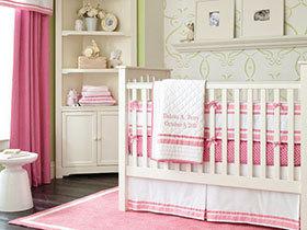 准妈妈必备 11款可爱婴儿床设计